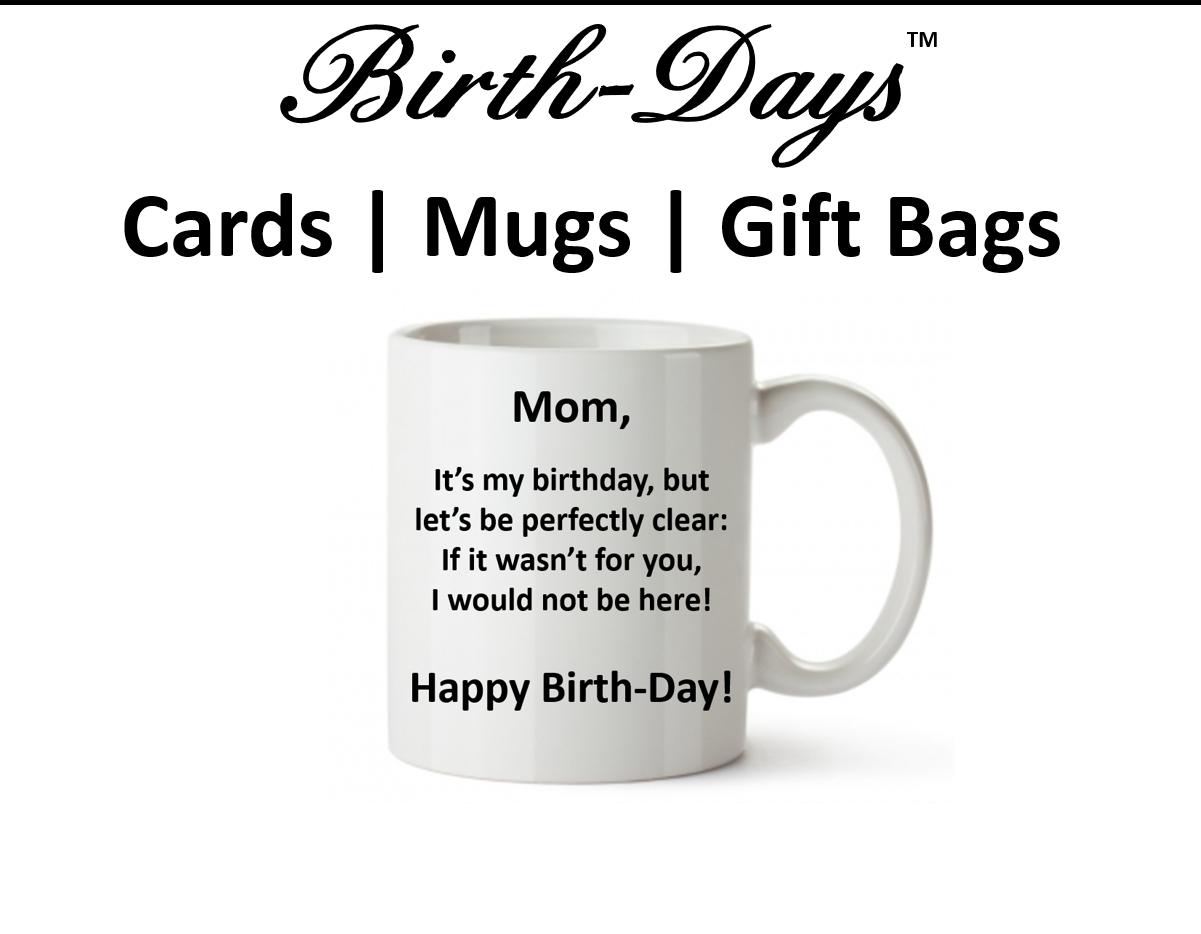 BIRTH-DAYS WITH TRADE MARK