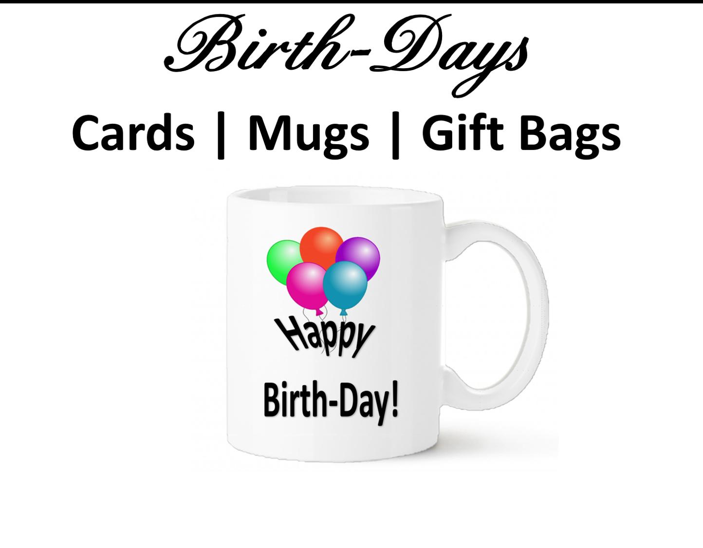 BIRTH-DAYS SHOP PAGE